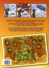 Verso de Goblin's -3- Sur la terre comme au ciel
