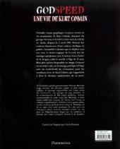 Verso de Godspeed - Une Vie de Kurt Cobain