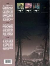 Verso de Le grand jeu -3- La Terre creuse