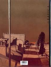 Verso de Le grec -1- De la poudre et des balles