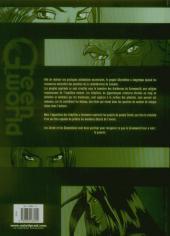 Verso de Green world -1- Quand meurent les Cebyllins