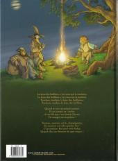 Verso de Le grimoire de féerie -1- Le Secret de Bagueer