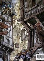 Verso de La guilde -2- Lucius