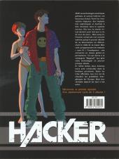 Verso de Hacker -1- Piège