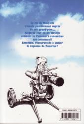 Verso de Hammer Boy -2- Tome 2