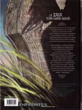 Verso de Hammerfall -1- La peine du serpent