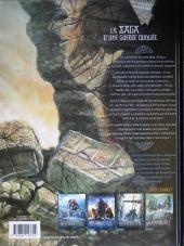 Verso de Hammerfall -4- Ceux qui savent