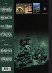 Verso de Hauteville House -3HC- Le steamer fantôme