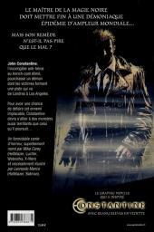 Verso de Hellblazer (100% Vertigo) -1- John Constantine, Hellblazer - Toutes ses machines