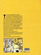 Verso de Henri Georges Midi (Les aventures d') -2- L'aigle chantera 3 fois