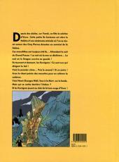 Verso de Henri Georges Midi (Les aventures d') -3- Les 5 lumières de Varek