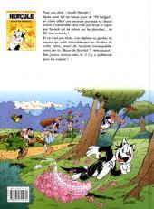 Verso de Hercule -7- Ras l'képi!