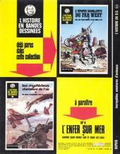 Verso de L'histoire en Bandes Dessinées -3- Incroyables aventures d'animaux