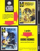 Verso de L'histoire en Bandes Dessinées -5- Les aventuriers du ciel