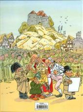 Verso de Histoires de France (Clarke/Wozniak) - Histoires de France