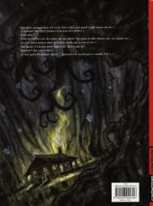 Verso de Histoires extraordinaires d'Edgar Poe -1- Le scarabée d'or