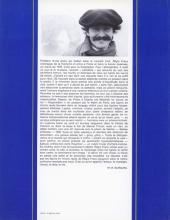 Verso de Histoires immobiles et récits inachevés - Tome 13