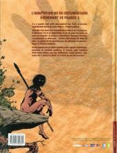 Verso de Homo Sapiens - Tome 1