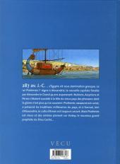 Verso de Hotep -1- Le scribe de Karnak