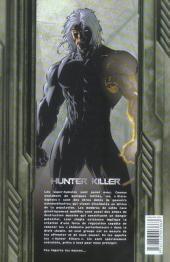 Verso de Hunter killer -1- Révélations