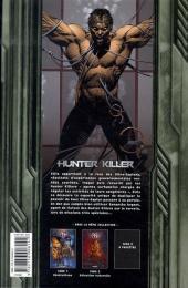 Verso de Hunter killer -2- Sélection naturelle