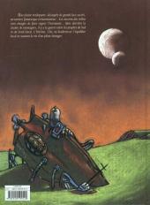 Verso de Les icariades -1- Les Icariades - Tome 1