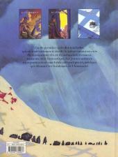 Verso de Les icariades -3- Les Icariades - Tome 3