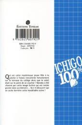 Verso de Ichigo 100% -1- Alerte Aux Fraises !