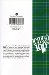 Verso de Ichigo 100% -10- L'étreinte de l'enfer