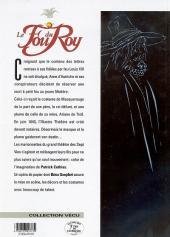 Verso de Le fou du Roy -7- Le secret de polichinelle