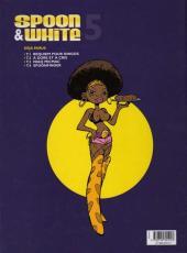 Verso de Spoon & White -5- Funky Junky