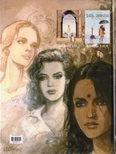 Verso de India dreams -INTFL1- Les chemins de brume - Quand revient la mousson