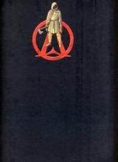 Verso de Le triangle secret - I.N.R.I -1TL- Le Suaire