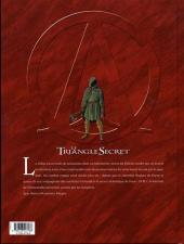 Verso de Le triangle Secret - I.N.R.I -2- La liste rouge