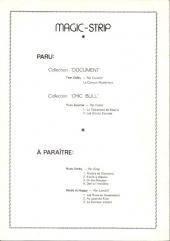 Verso de Ivan Zourine -1- Le testament de Sibérie