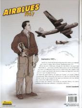 Verso de Jack Blues -1- Airblues 1947