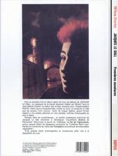 Verso de Jacques Le Gall -HS1- Premières aventures