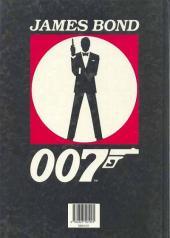 Verso de James Bond 007 - Permis de tuer - Permis de tuer