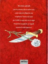 Verso de Les jardins de la peur -3- Les cauchemars de Nils Fallon