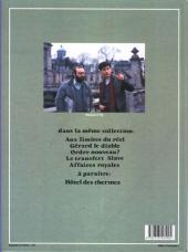 Verso de Jaunes -5- Affaires royales