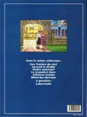 Verso de Jaunes -6- Hôtel des Thermes