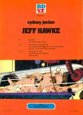 Verso de Jeff Hawke -4- Les Vents de Mars