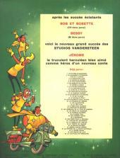 Verso de Jérôme -40- La clavicule du dinosaure