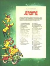 Verso de Jérôme -46- Le phare de Dragonera
