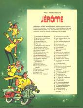 Verso de Jérôme -54- Le chien noir et la sorcière