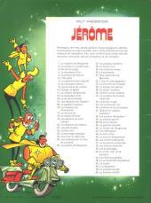 Verso de Jérôme -60- Le carreau rouillé