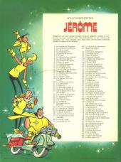 Verso de Jérôme -90- Le Dieu dans l'île