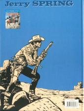 Verso de Jerry Spring -22- Colère Apache