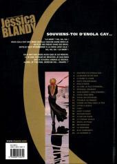 Verso de Jessica Blandy -1b2004- Souviens-toi d'Enola Gay...