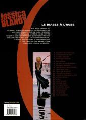 Verso de Jessica Blandy -3c2003- Le diable à l'aube